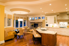 Wenn die Küche zum Wohnzimmer wird - Platinnetz